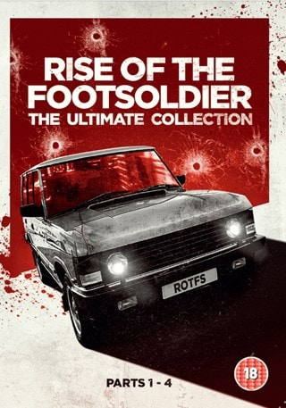 Rise of the Footsoldier: Ultimate Collection