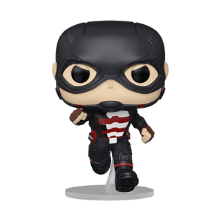 US Agent (815): Falcon and the Winter Soldier: Marvel Pop Vinyl