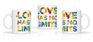 LGBT Pride: Love Has No Limits Mug