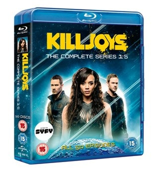 Killjoys: Seasons One - Five