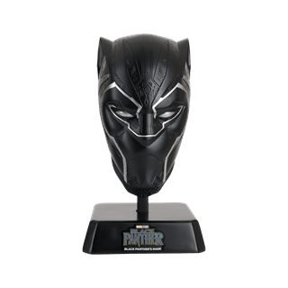 Black Panther Mask: Marvel Museum Replica Hero Collector