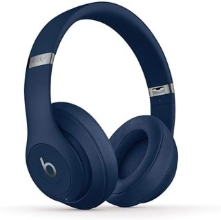 Beats By Dr Dre Studio 3 Wireless Blue Headphones
