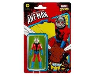 Retro Ant-Man: Hasbro Marvel Legends Action Figure
