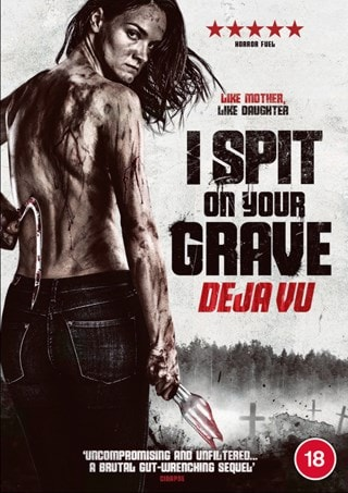 I Spit On Your Grave: Deja Vu