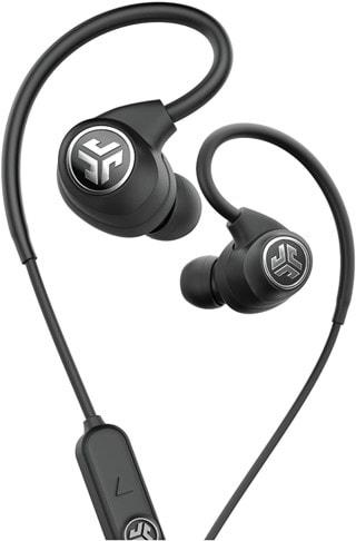 J-Lab Epic Sport Black Bluetooth Earphones