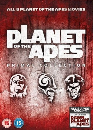 Planet of the Apes: Primal Collection