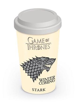 Game Of Thrones Stark Travel Mug