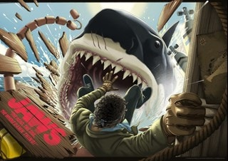 Jaws: Head, The Tail Limited Edition Print