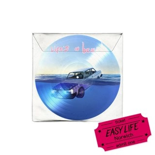 Easy Life - Life's a Beach - Picture Disc LP & Norwich, Waterfront e-Ticket