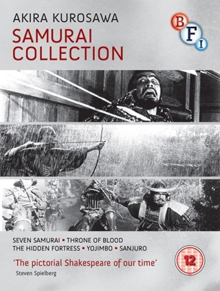 Kurosawa Samurai Collection