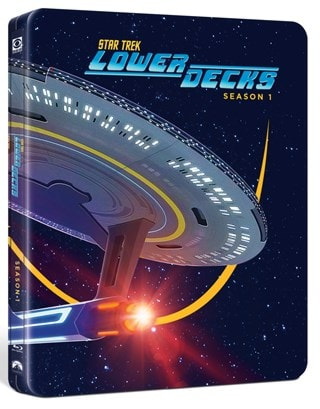 Star Trek: Lower Decks - Season 1 Limited Edition Steelbook