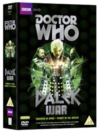 Doctor Who: Dalek War Box