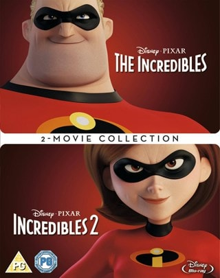 Incredibles: 2-movie Collection