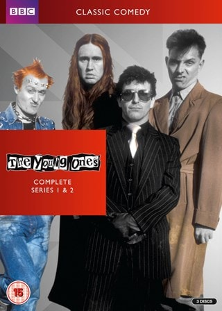 The Young Ones: Complete Series 1 & 2 (hmv Exclusive)