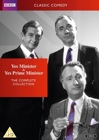 Yes Minister & Yes Prime Minister: The Complete Collection...