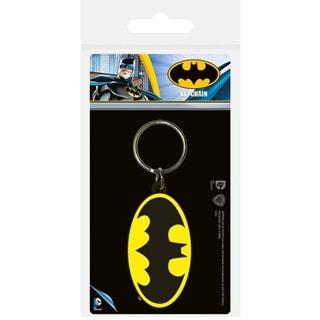 Batman Symbol DC Keychain