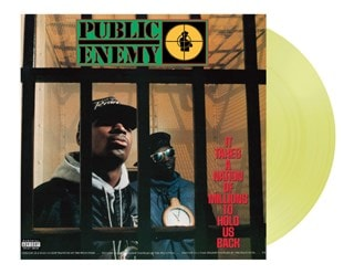 It Takes a Nation of Millions to Hold Us Back: (hmv Exclusive) Yellow Vinyl