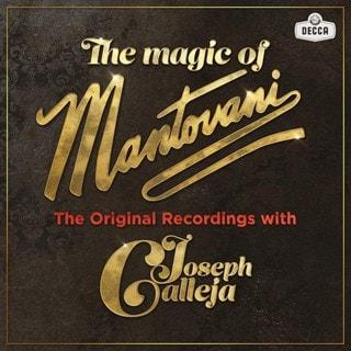Joseph Calleja: Mantovani & Me