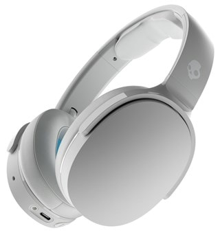 Skullcandy Hesh Evo Light Grey/Blue Bluetooth Headphones