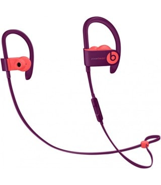 Beats By Dr Dre Powerbeats Wireless 3 Pop Magenta Sports Earphones