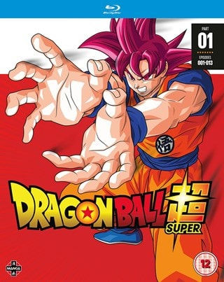 Dragon Ball Super: Season 1 - Part 1