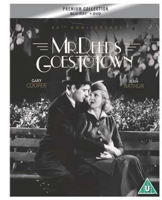 Mr Deeds Goes to Town (hmv Exclusive) - The Premium Collection