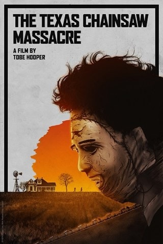 The Texas Chainsaw Massacre Limited Edition Art Print