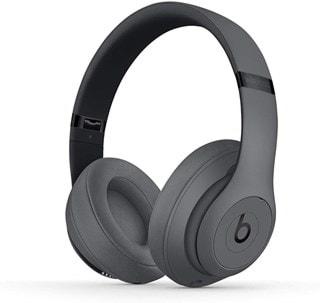 Beats By Dr Dre Studio 3 Wireless Grey Headphones