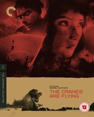 The Cranes Are Flying - The Criterion Collection