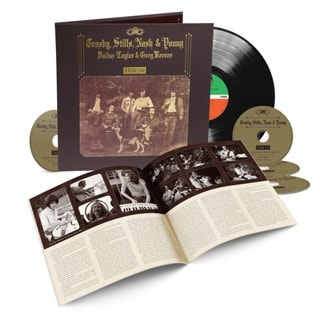 Deja Vu - 50th Anniversary Deluxe Edition