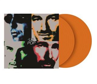 Pop - (hmv Exclusive) Orange Vinyl