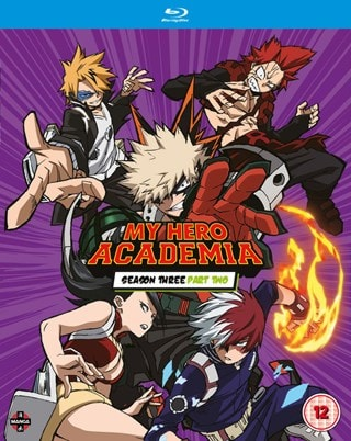 My Hero Academia: Season Three, Part Two