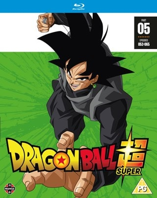 Dragon Ball Super: Part 5