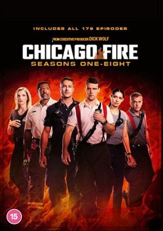 Chicago Fire: Seasons 1-8