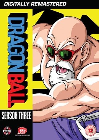 Dragon Ball: Season Three
