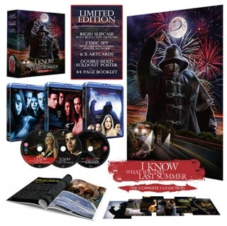 I Know What You Did Last Summer Trilogy Limited Edition