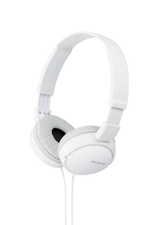 Sony MDRZX110 White Headphones