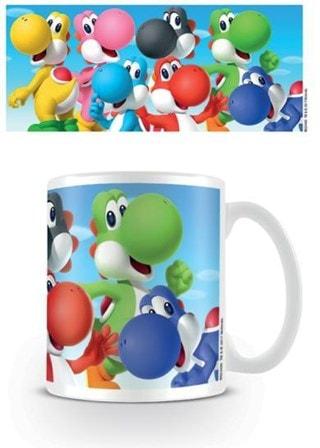 Super Mario Yoshi Mug