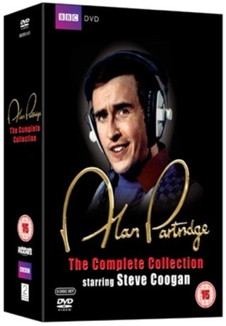 Alan Partridge: Complete Collection