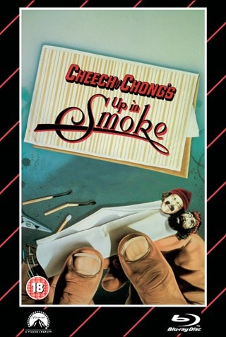 Cheech and Chong's Up in Smoke - VHS Range (hmv Exclusive)