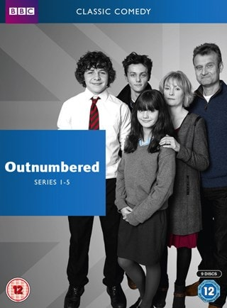 Outnumbered: Series 1-5 (hmv Exclusive)