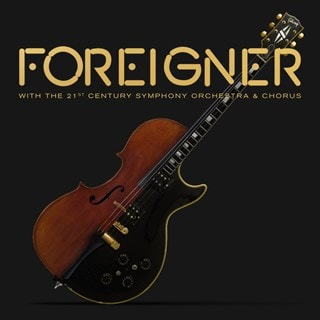 Foreigner With the 21st Century Symphony Orchestra and Chorus