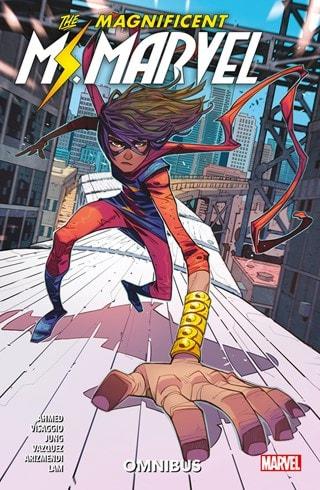 Magnificent Ms Marvel Omnibus: Vol.1 Marvel Comics