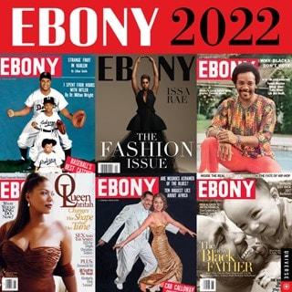 Ebony Square 2022 Calendar