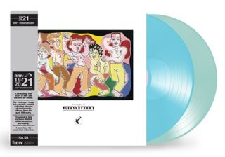Welcome to the Pleasuredome (hmv Exclusive) The 1921 Centenary Edition Blue & Mint Green Vinyl