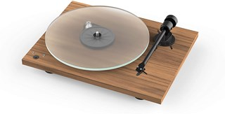 Pro-Ject T1 Phono SB Walnut Turntable