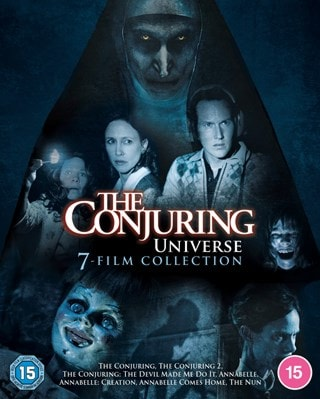 The Conjuring Universe: 7 Film Collection