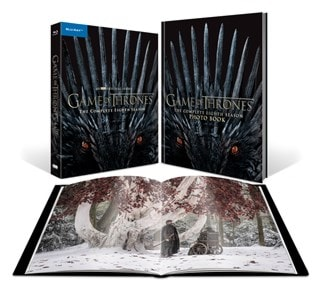 Game of Thrones: The Complete Eighth Season (hmv Exclusive)...