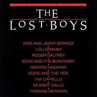 The Lost Boys - Limited Edition Red Vinyl
