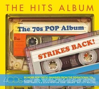 The Hits Album: The 70s Pop Album Strikes Back!